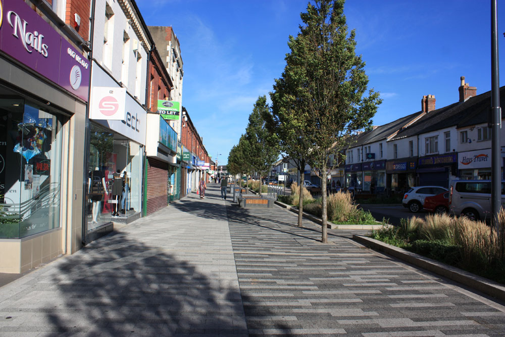 Station Road, Ashington