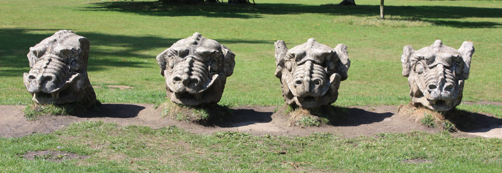 Gargoyles, Wallington