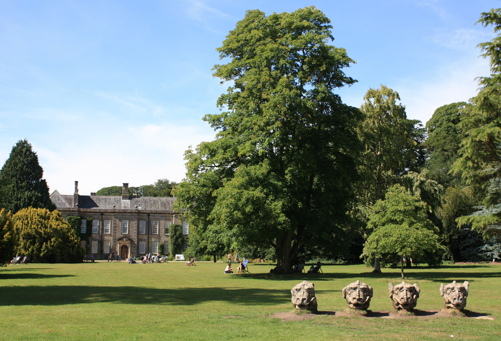 Wallington Hall.