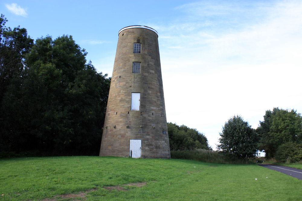 Woodhorn windmill