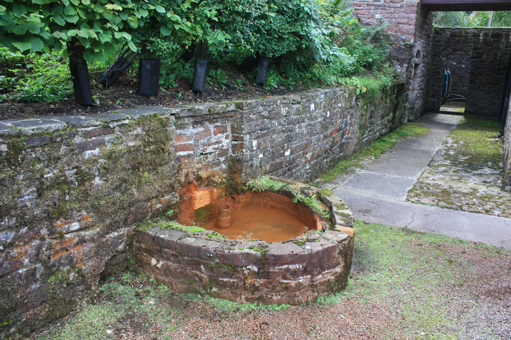 The Iron Well, Allenheads.