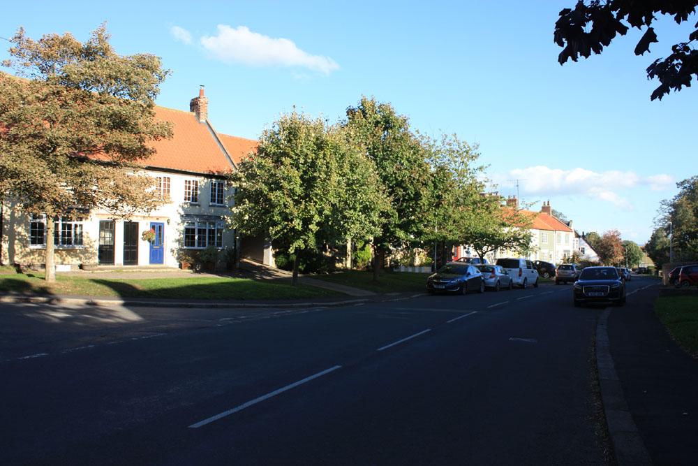 Bishopton village
