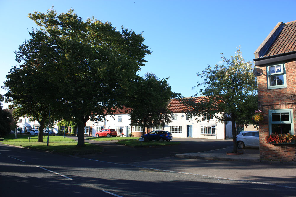 Bishopton village near Stockton