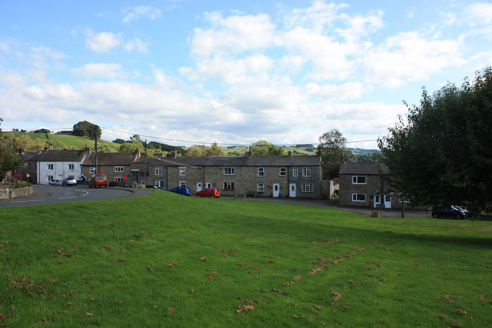The village of Catton, Allendale