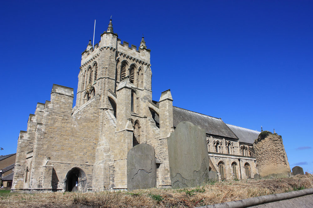 Church of St Hilda, Old Hartlepool