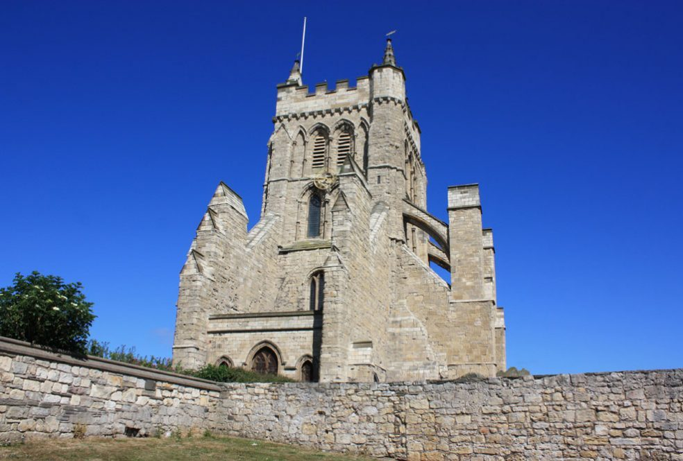 Church of St Hilda, Old Hartlepool