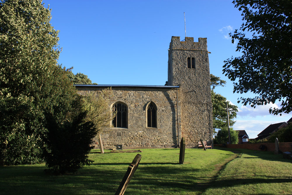 Church of St Cuthbert, Redmarshall
