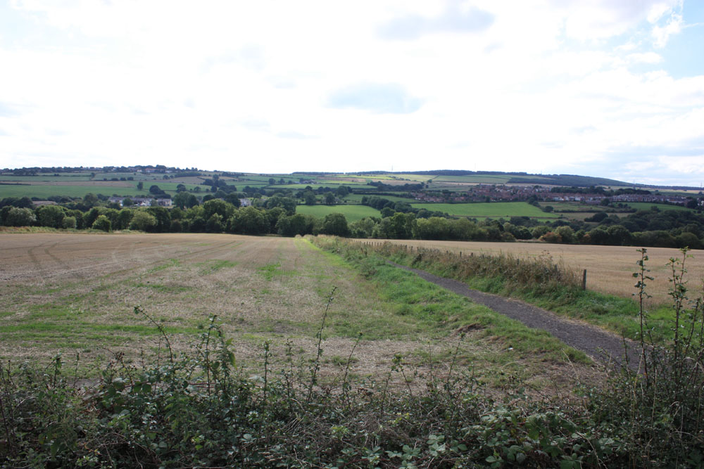 Deerness valley near Ushaw Moor