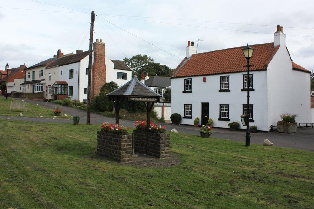 Elwick village