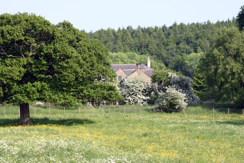 Flass Hall near Ushaw Moor