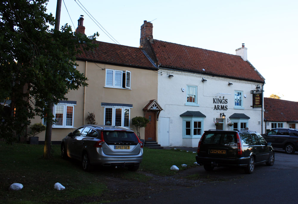 Village pub, Great Stainton