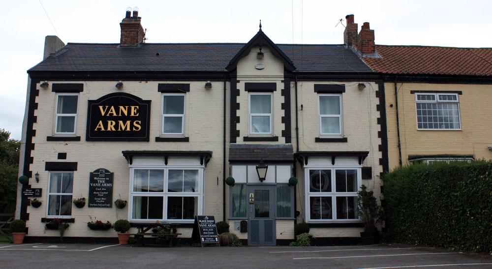 The Vane Arms, Long Newton