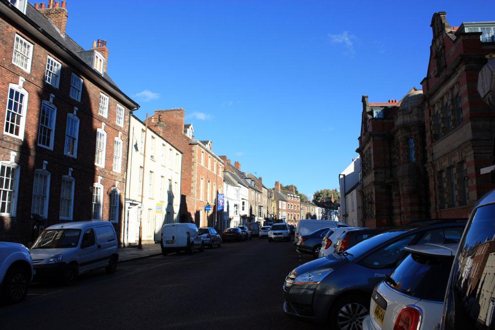Old Elvet, Durham