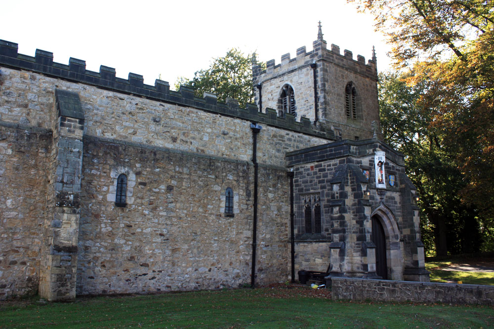 St Giles Church, Durham
