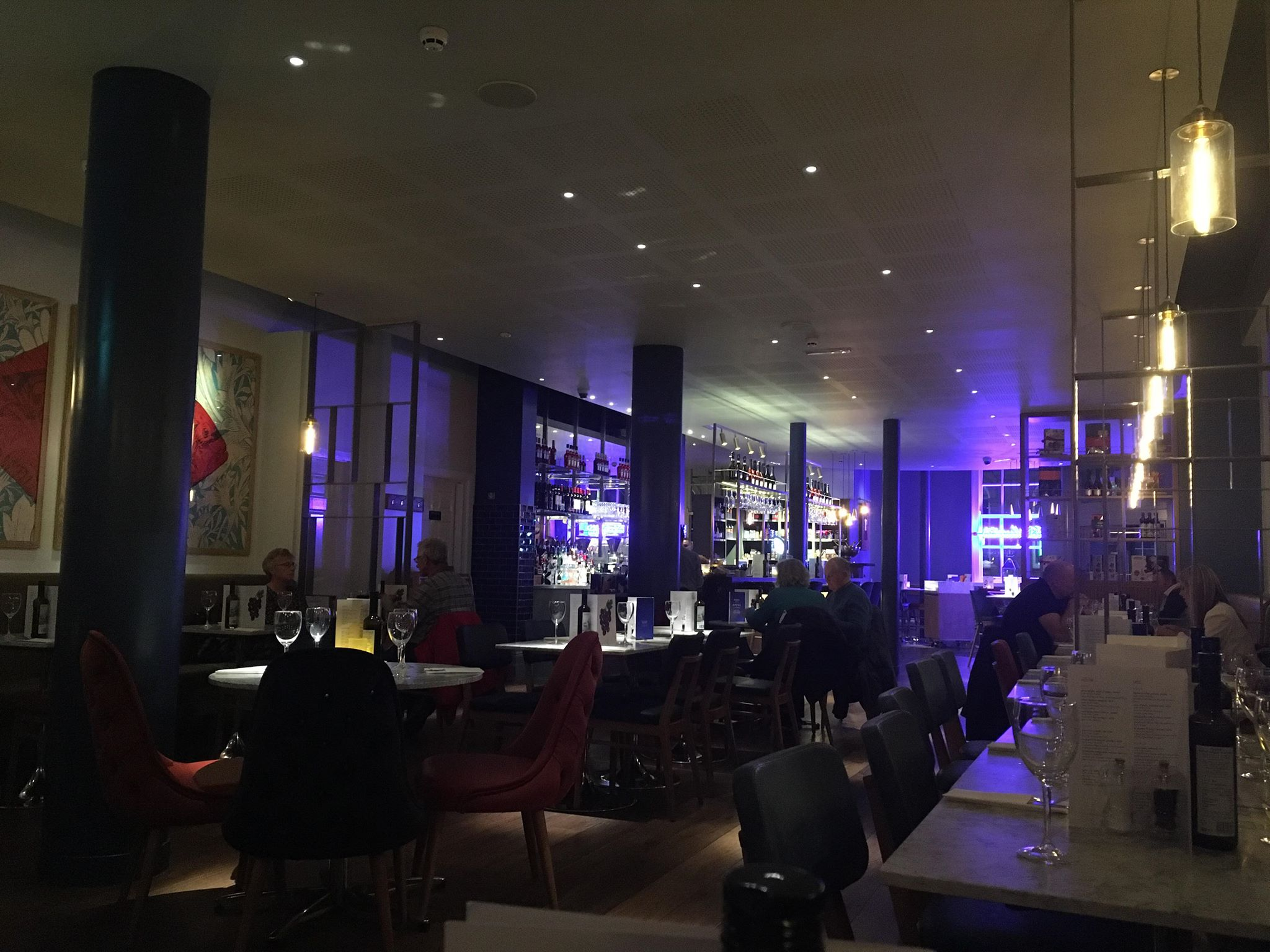 Carluccios, Newcastle upon Tyne