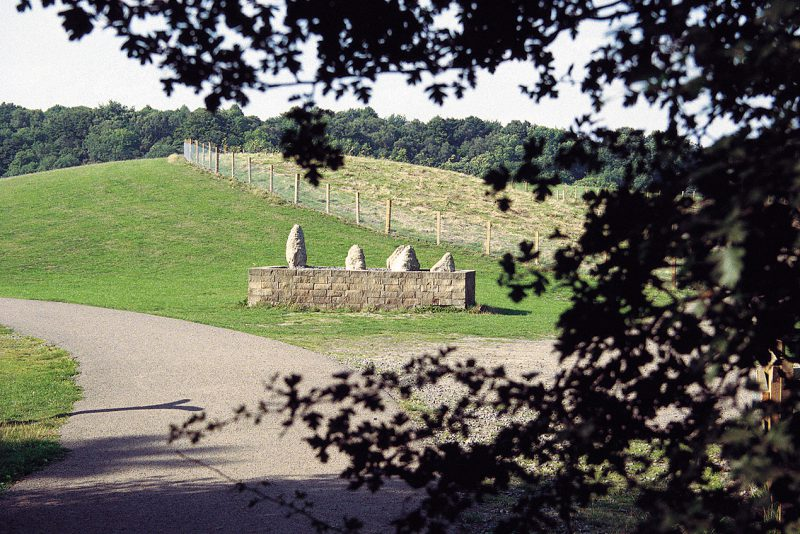 Country parks, Land of Oak and Iron