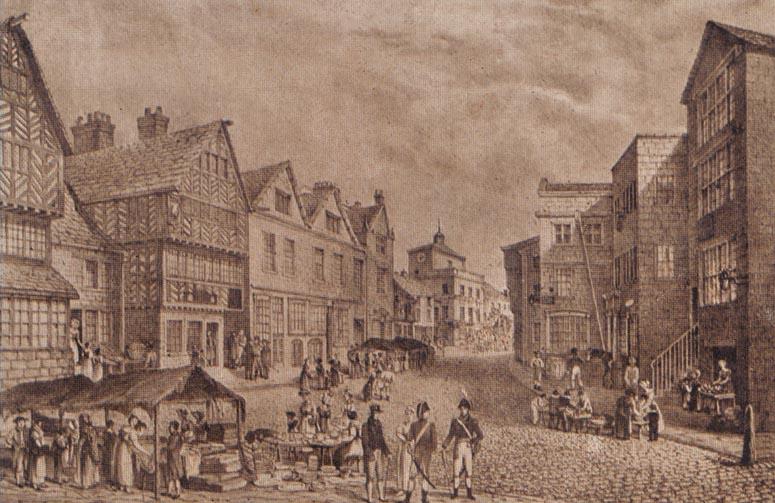 Halifax old market