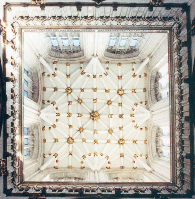 York Minster Roof