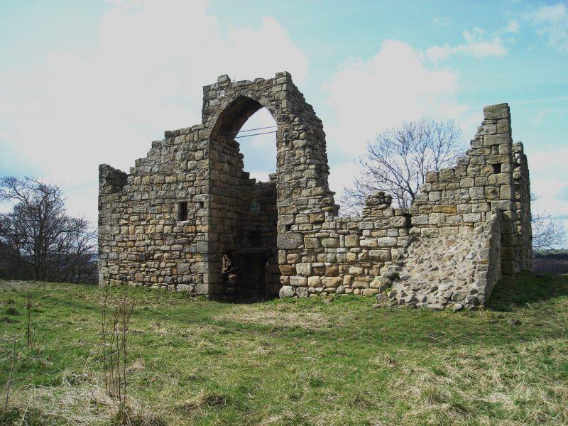 Old Hollinside Manor
