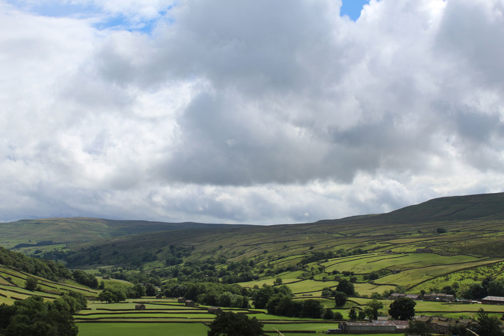 Swaledale Scenery