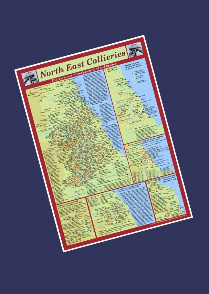 Map Of Uk North East.England S North East North East Regional Hub And Portal
