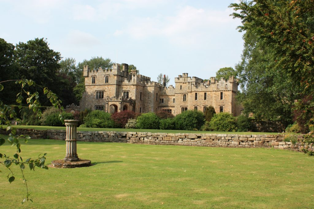Otterburn Castle, Redesdale
