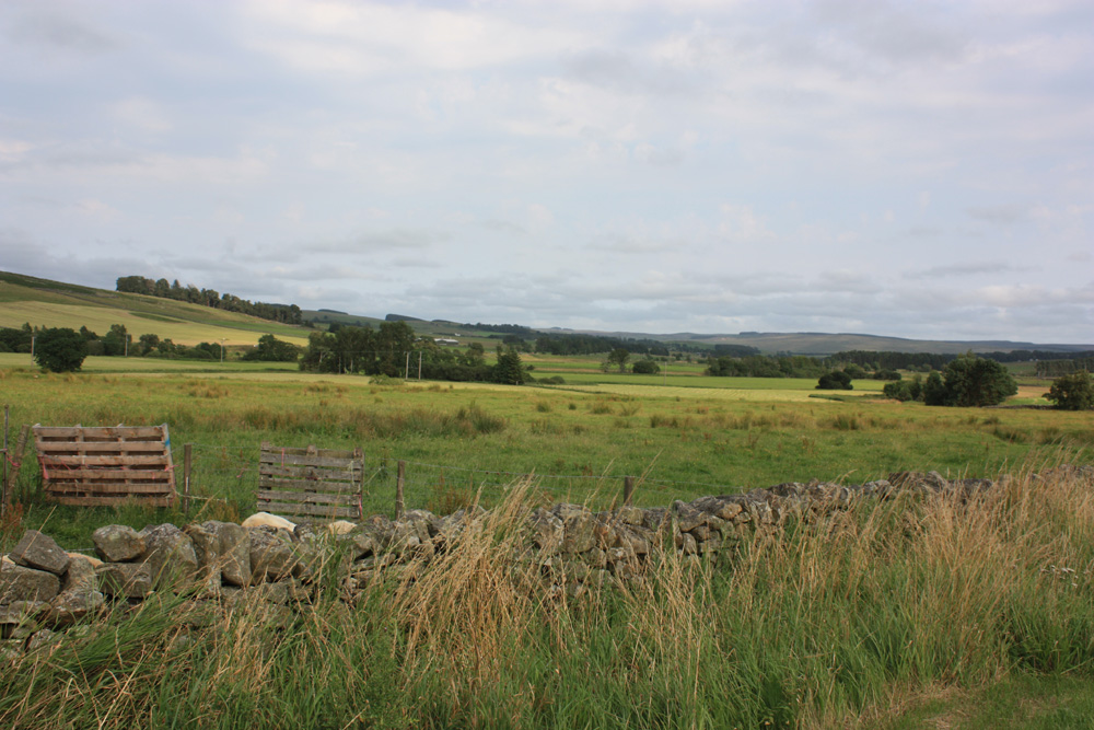 Redesdale scene