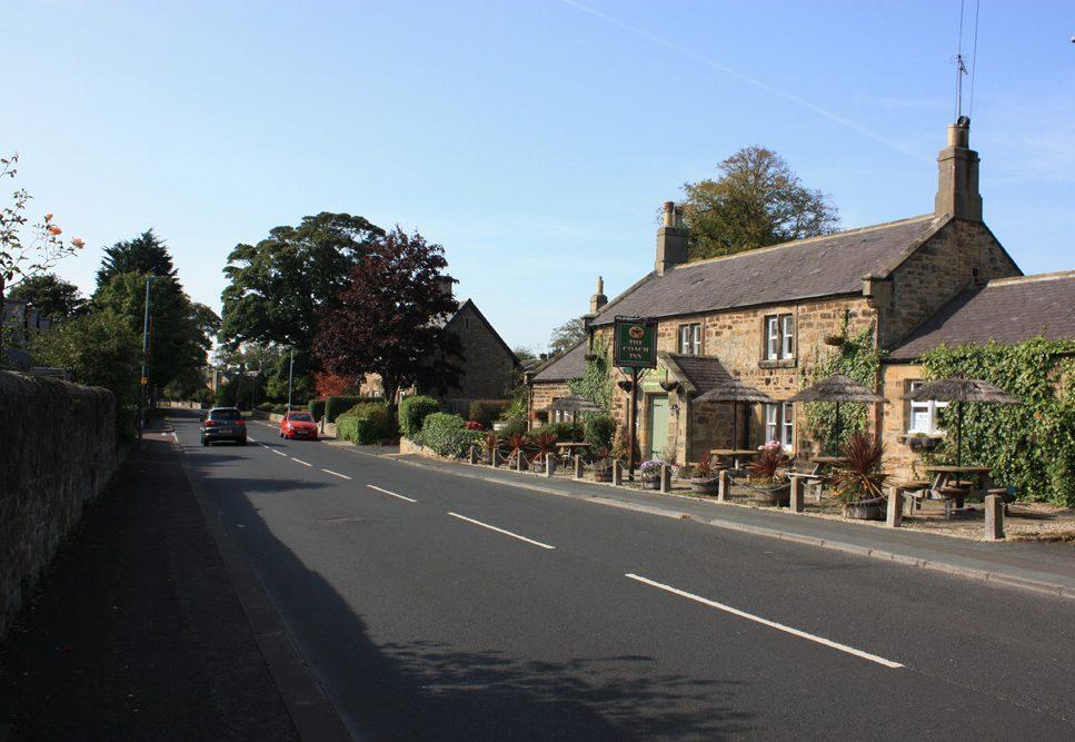 Lesbury, Northumberland