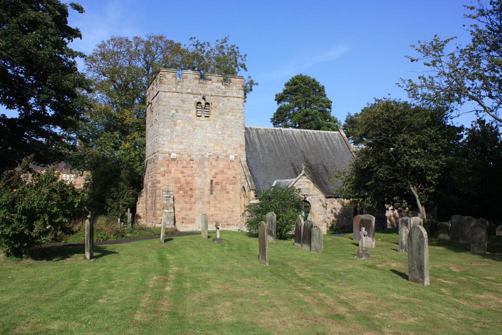 Longhoughton church