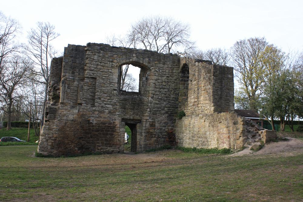 Adam of Jesmond's House