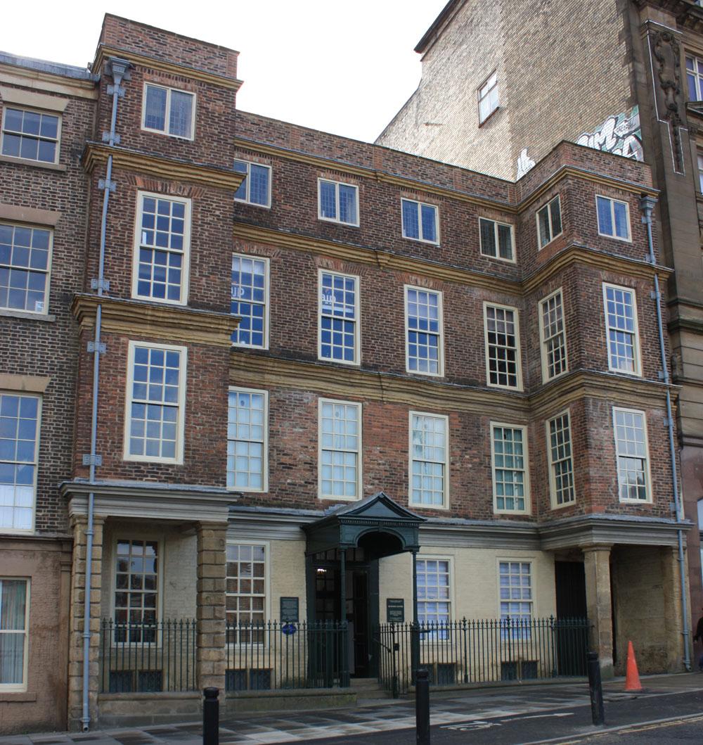 Alderman Fenwick's House