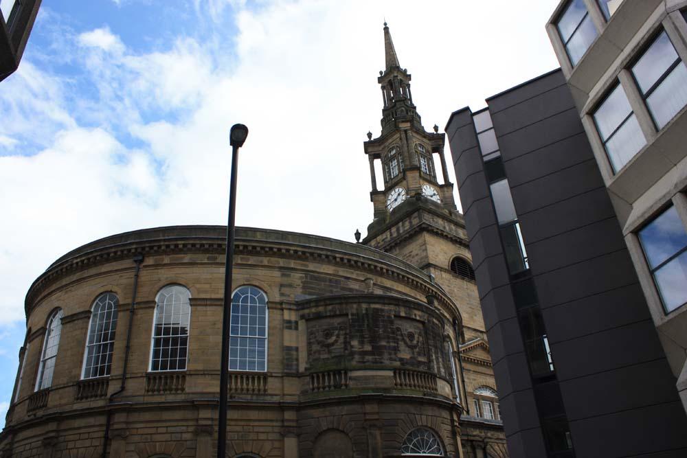 All Saints, Newcastle