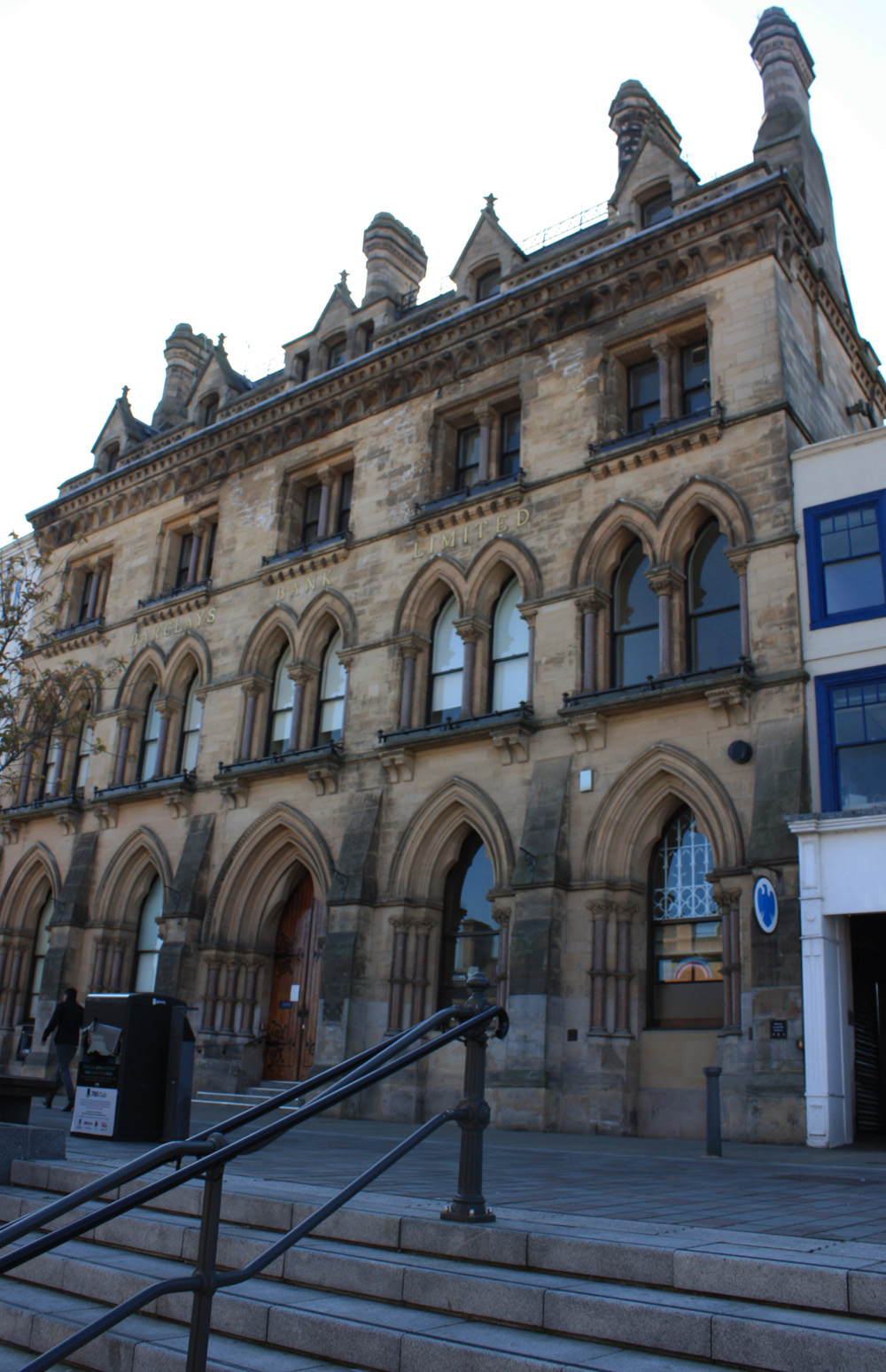 Backhouse bank, Darlington