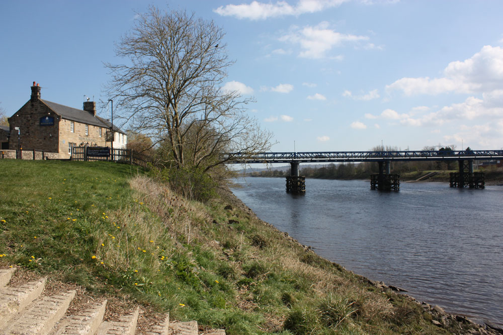 Newburn Bridge and Boat House