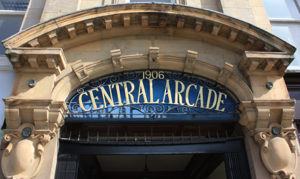 Central Arcade, Newcastle