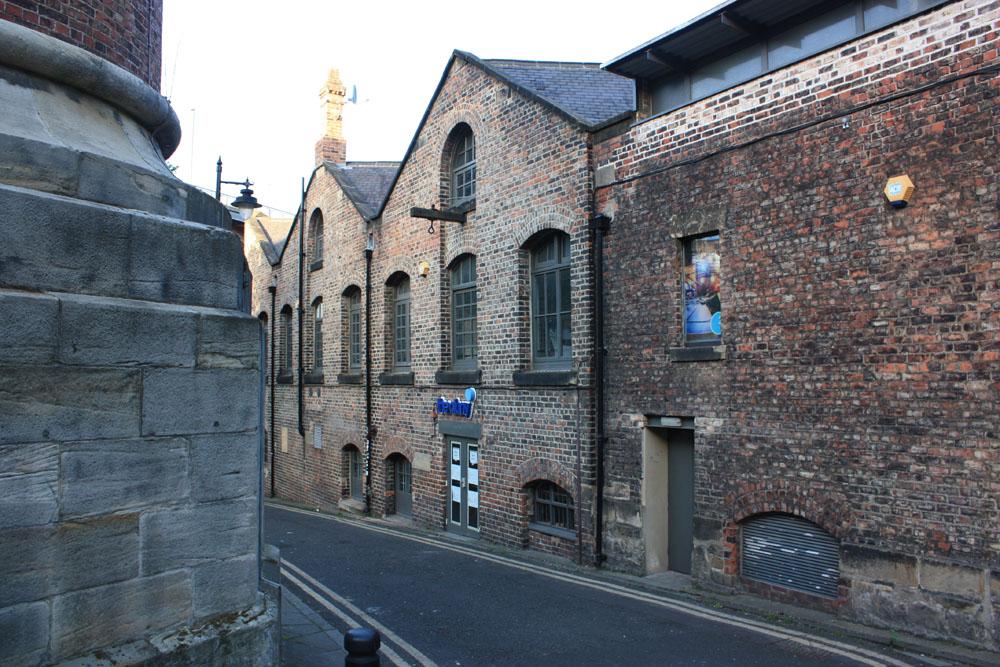 The Cluny, Ouseburn, Newcastle