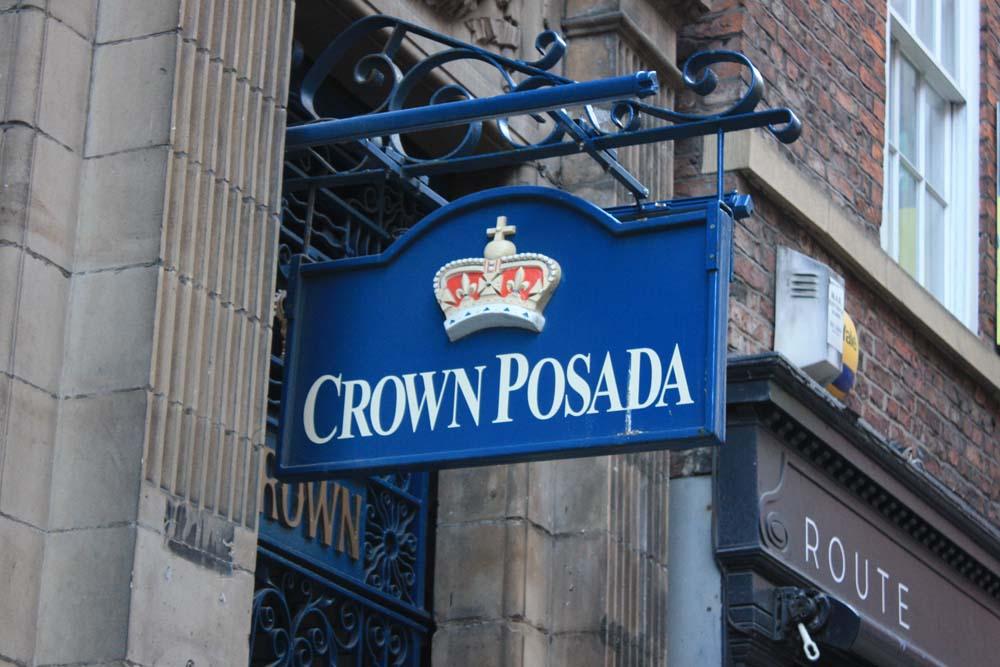 Crown Posada, Newcastle