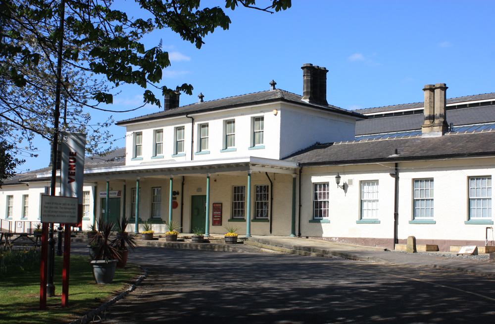 Head of Steam Museum, Darlington