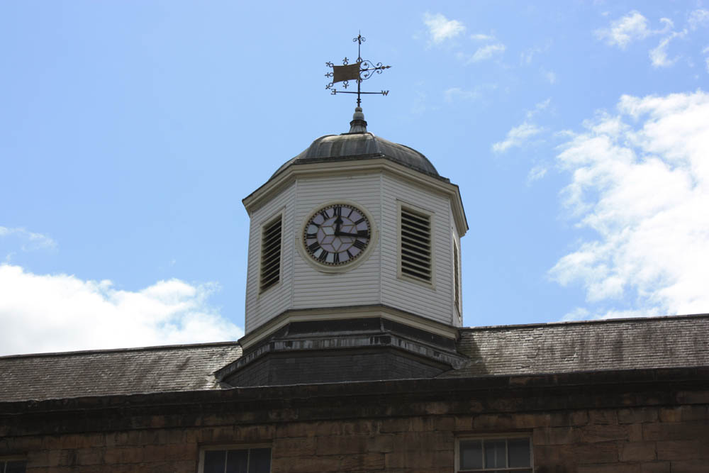 Guildhall Clock, Quayside, Newcastle