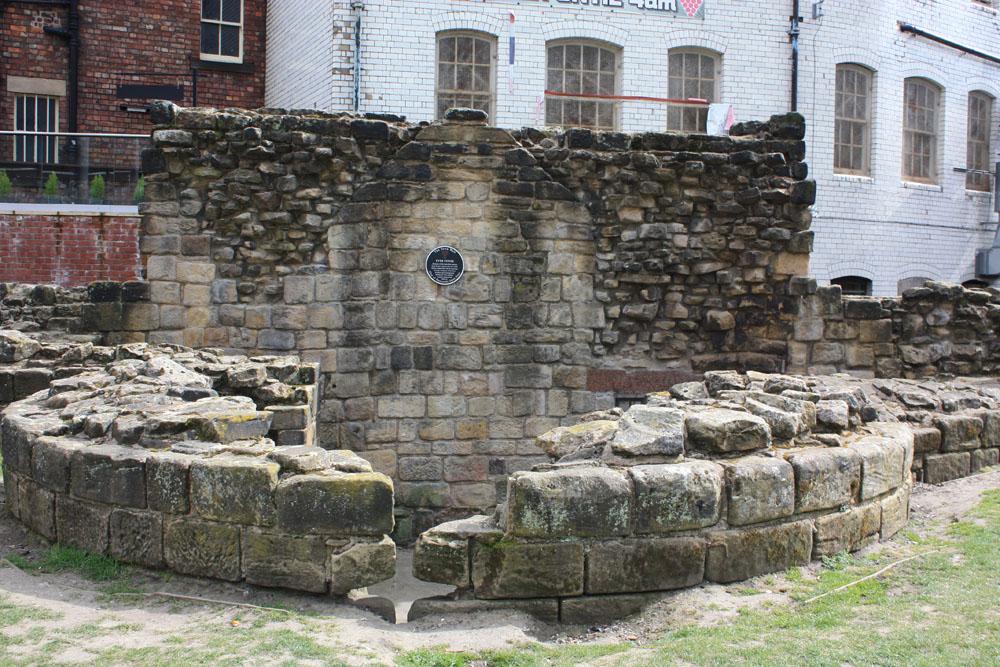 Ever Tower, newcastle Town Walls