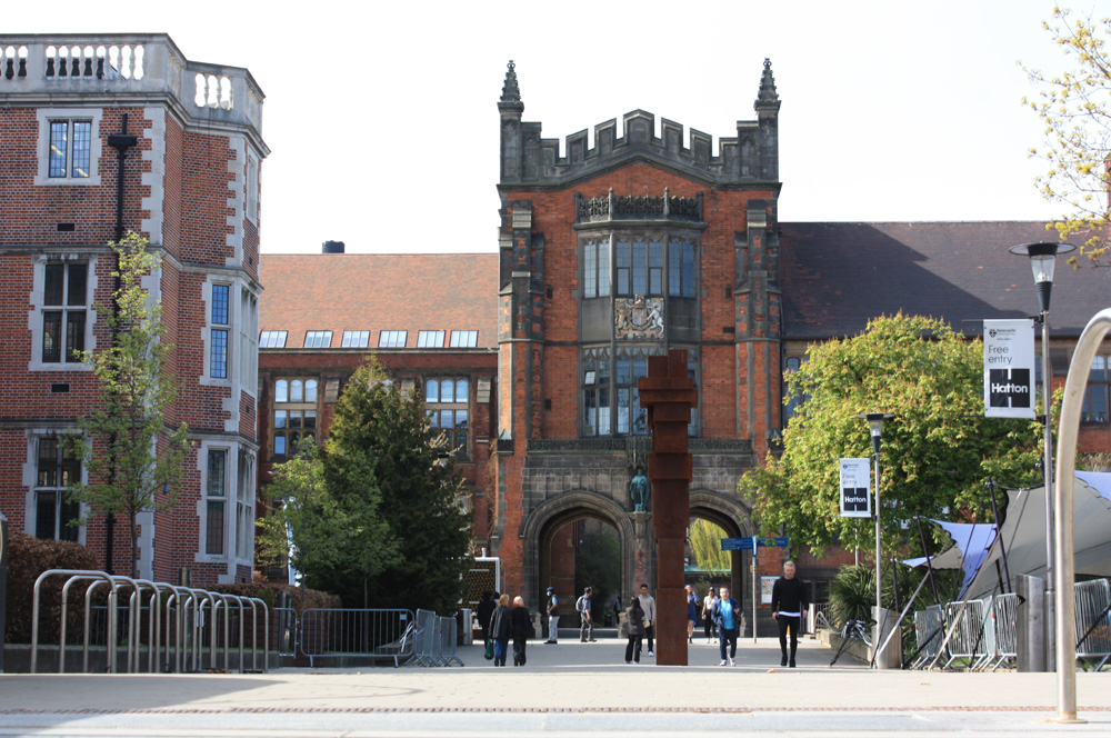 The Arches, Newcastle University