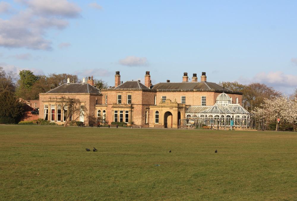 Preston Hall near Eaglescliffe