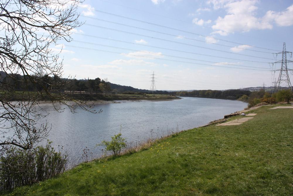 River Tyne at Newburn