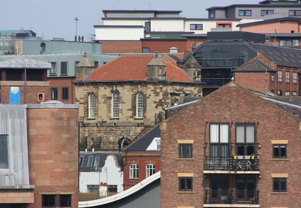 Secret Tower, Newcastle
