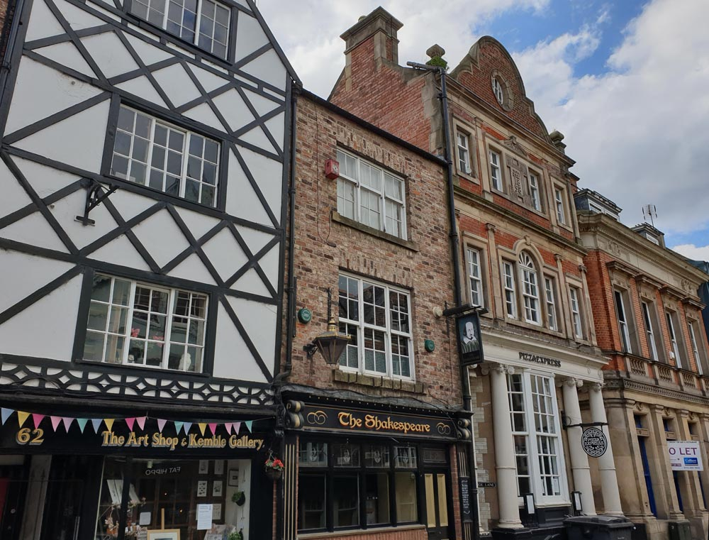 The Shakespeare, Durham