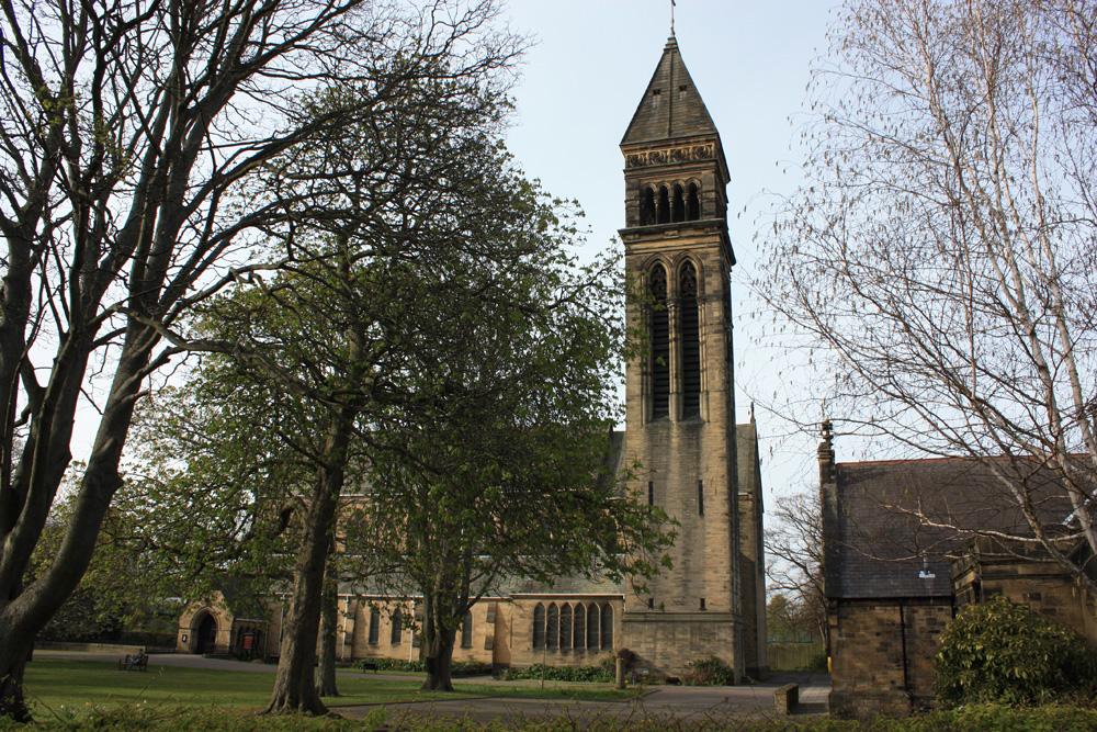 St George's church, Jesmond