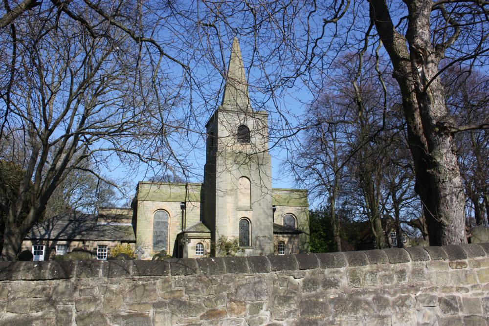 St Nicholas church, South Gosforth