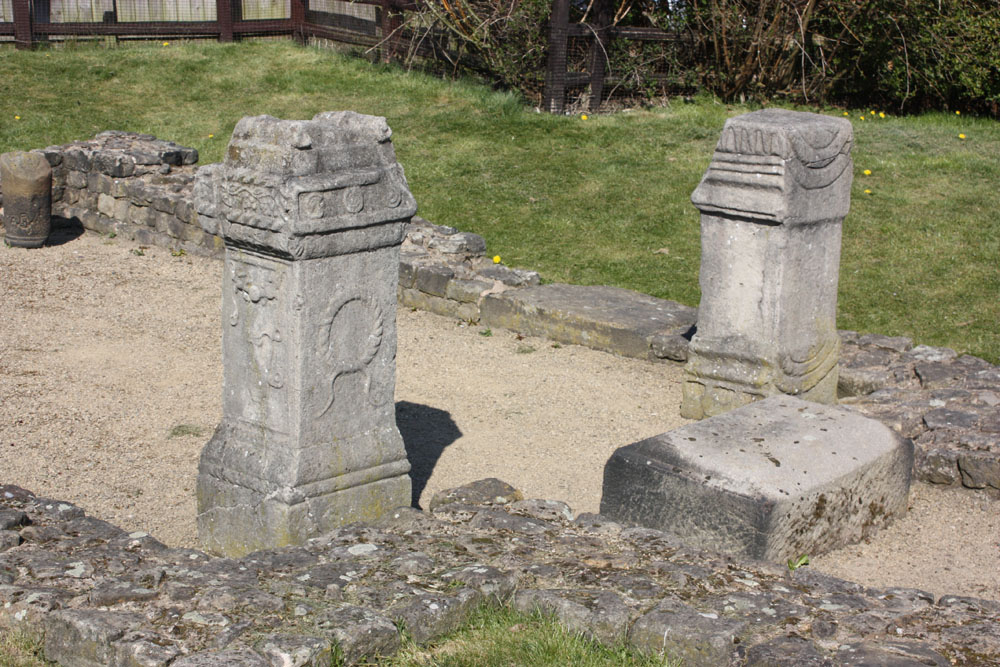 Remnants of Roman Temple of Antenociticus at Benwell