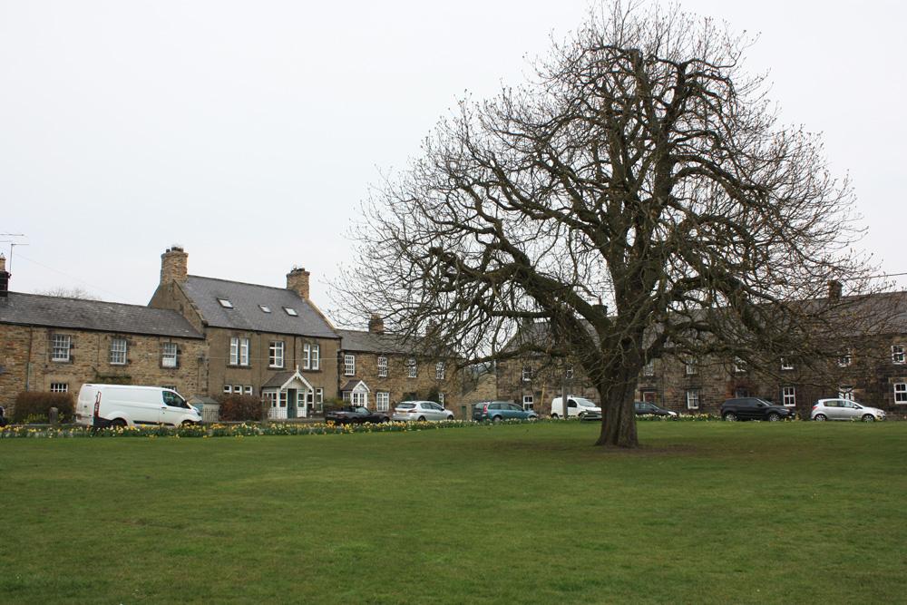 Wark village, North Tynedale
