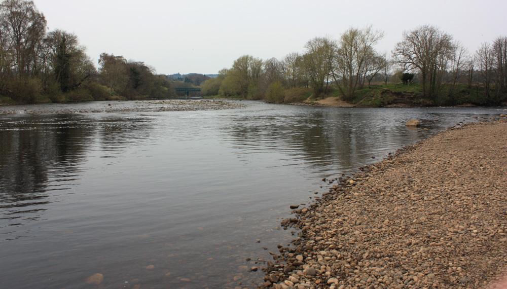 Waters meet - the three Tynes